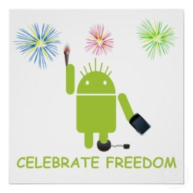 android freedom