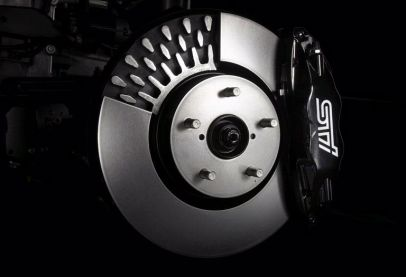 brembo ventilated disc brake
