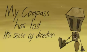 The Broken Compass