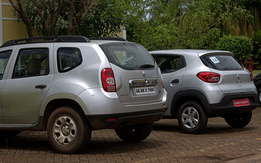 Renault is betting that the KWID shall repeat the Duster Success Story