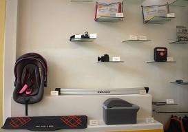 Child Seat, Boot Mat, Refrigerator, Bumper Guard, etc.