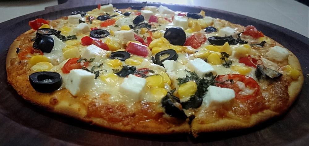 Garden Veg Pizza