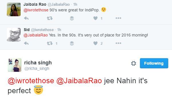 Jaibala Rao - 90's Music Tweet 1.JPG