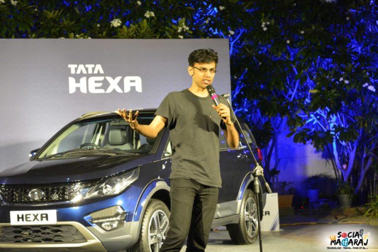 Kalyan Rath at Hexa Experience, Novotel Hyderabad - Atul Maharaj.jpg
