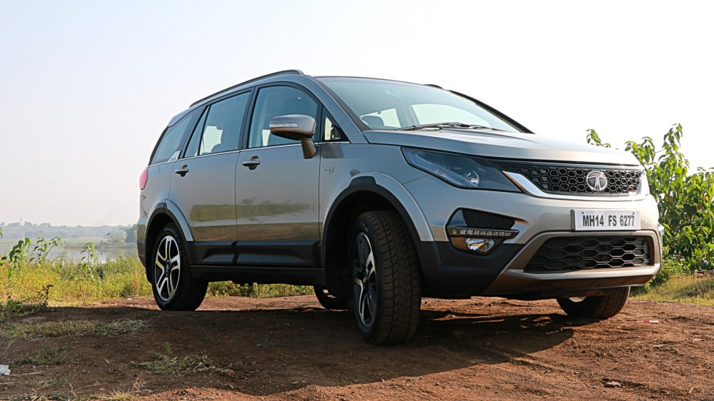 Tata Hexa - Auto Box Convenience or Punchy Manual.JPG