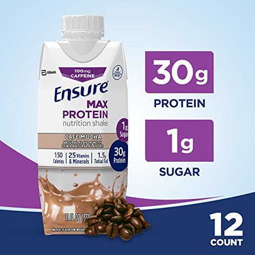 Ensure Max Protein Nutritional Shake, by taysleigholnl is licensed under CC0 1.0