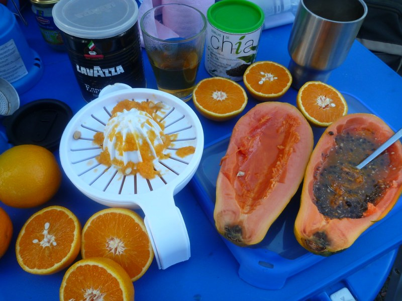 papaya - by moonweaver, is licensed under CC BY-NC-SA 2.0